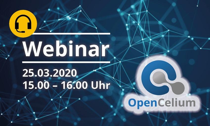 Webinar: API-Gateway OpenCelium | am 25.03.2020