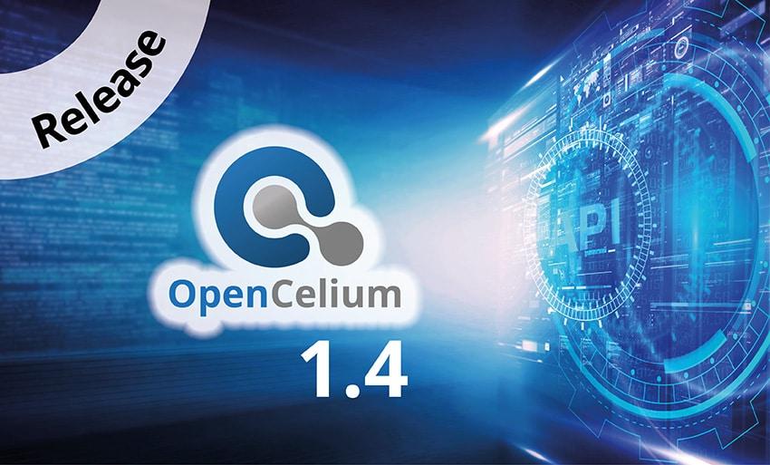 Update OpenCelium 1.4